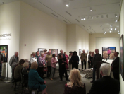 Huntsville Museum of Art reception